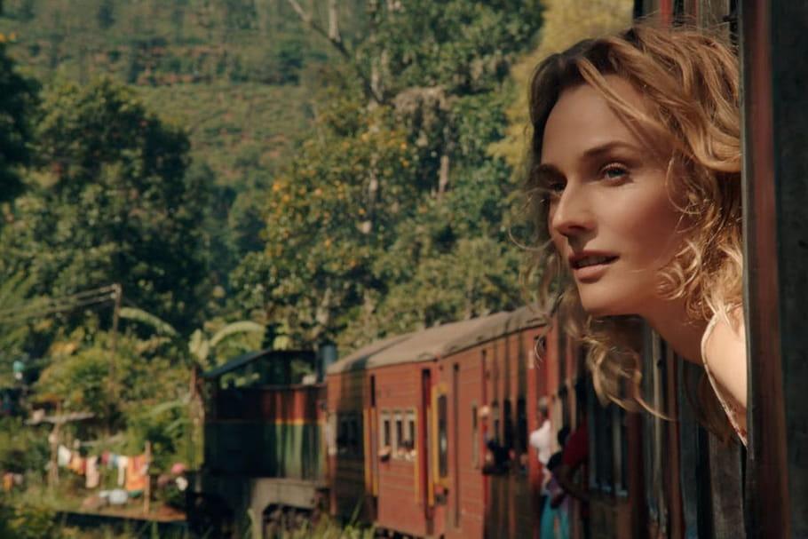 Diane Kruger: confidences sur canapé