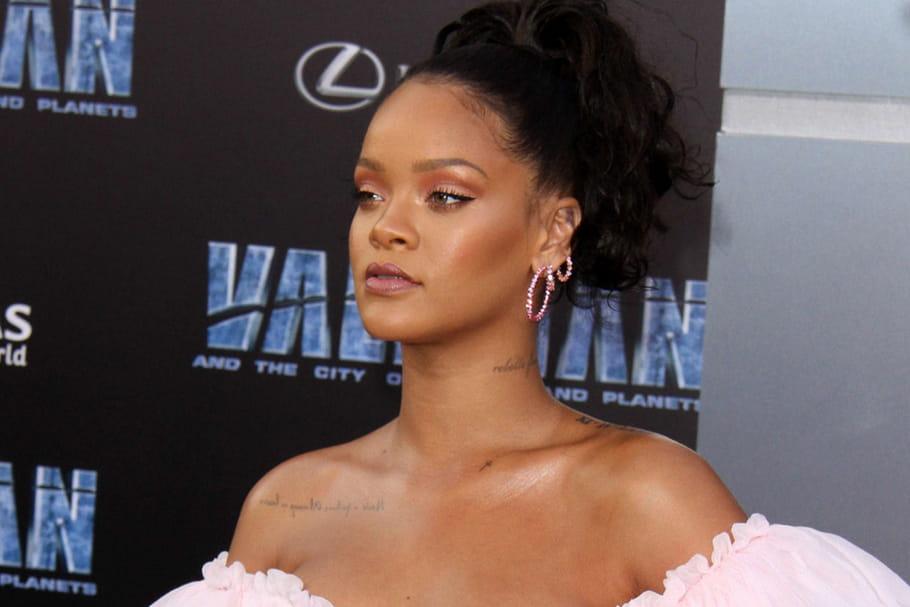 Rihanna: sa nouvelle folie capillaire
