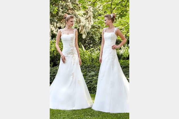 Robe de mariée Luisa de Point Mariage