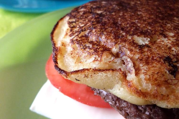 Galettes de purée façon Hamburger
