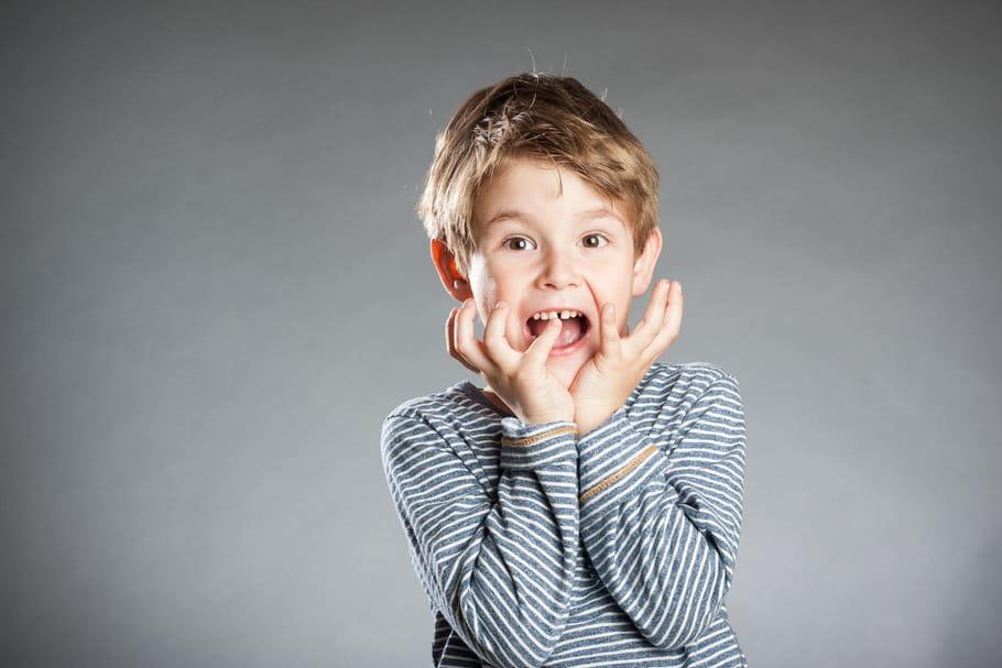 Pourquoi certains enfants ont-ils peur du Père Noël?