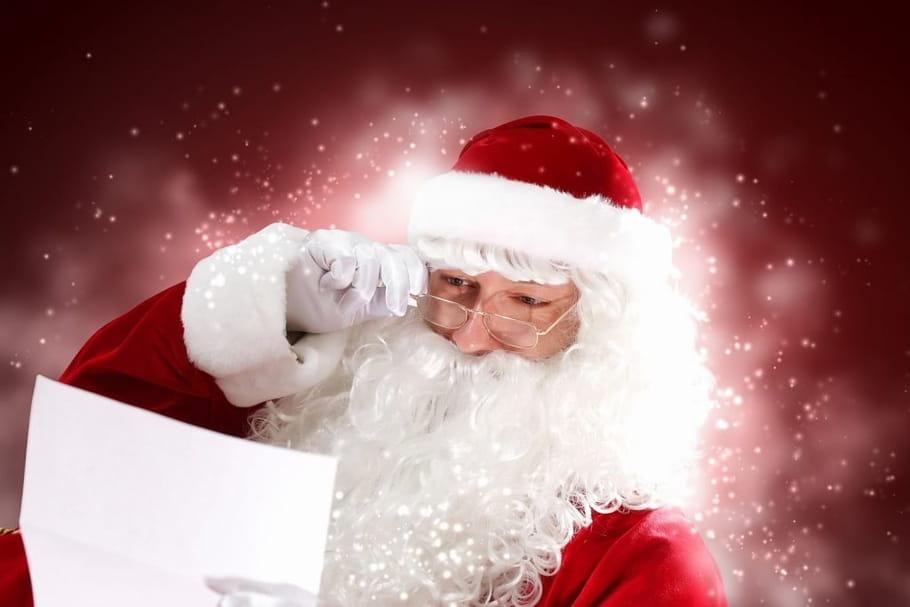 Faut Il Un Timbre Pour La Lettre Au Pere Noel.Comment Ecrire Au Pere Noel