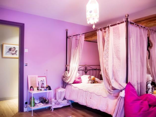 Une chambre digne d'une princesse