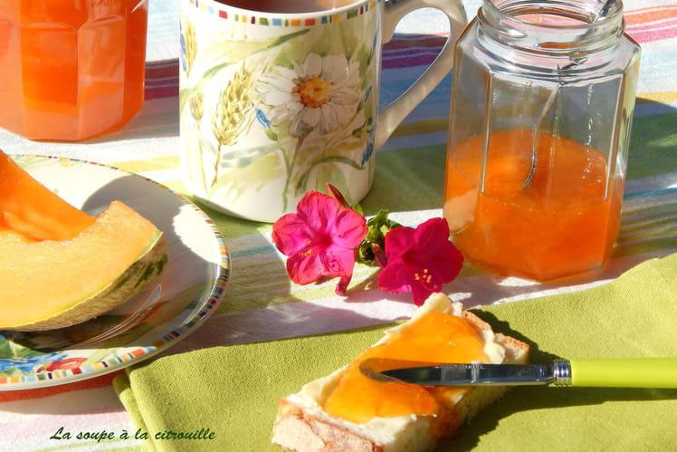 recette de confiture de melon la vanille et au cognac la recette facile. Black Bedroom Furniture Sets. Home Design Ideas