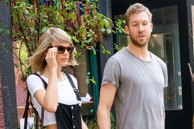 Taylor Swift et Calvin Harris