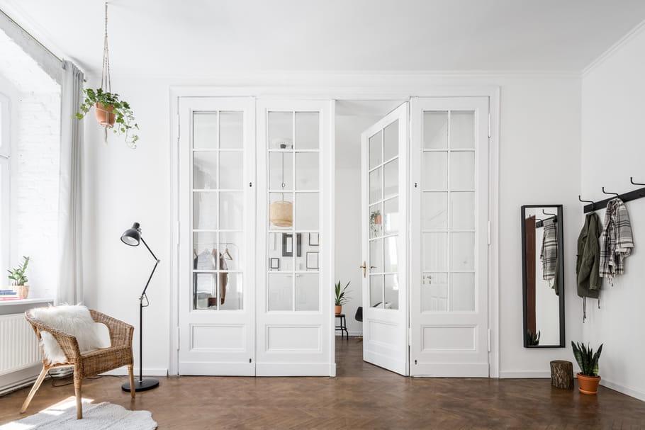 Porte vitrée: bien la choisir pour l'intérieur et l'extérieur