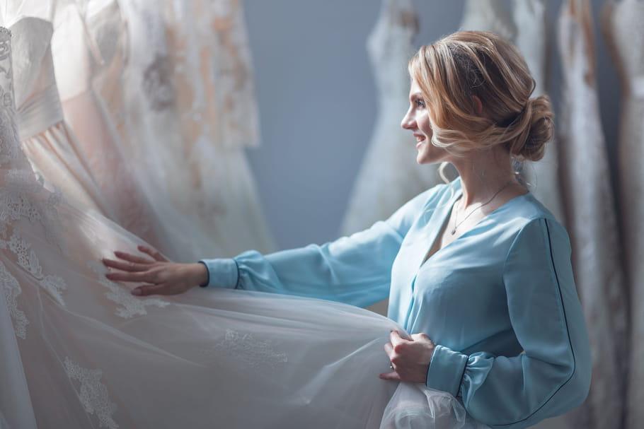 Top des boutiques de robes de mariée à Paris