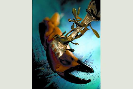 Pince de crabe par Fred Radideau