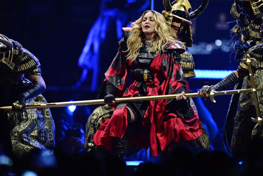 Madonna, 3h30de retard à son concert à Paris: explication sans excuse