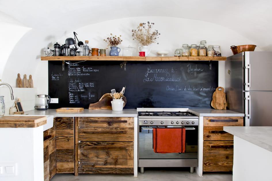 Un piano de cuisson inox qui en jette