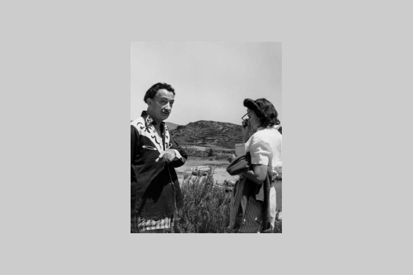 """Salvador Dalí et Gala : 50 ans d'amour """"fou"""""""
