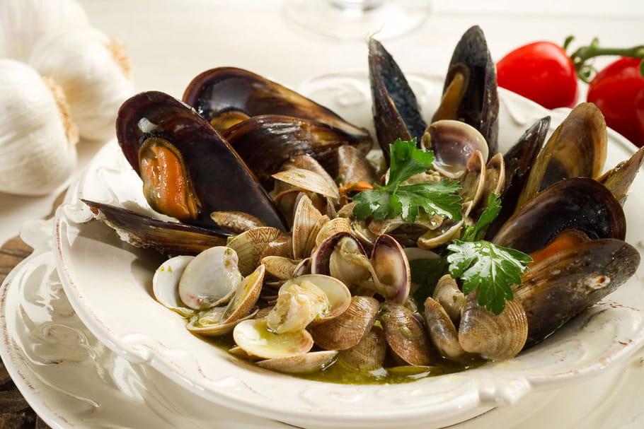 Connu vin servir avec un plateau de fruits de mer ? EZ84