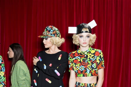 Moschino (Backstage) - photo 36