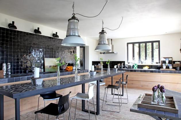 Une maison moderne et stylée