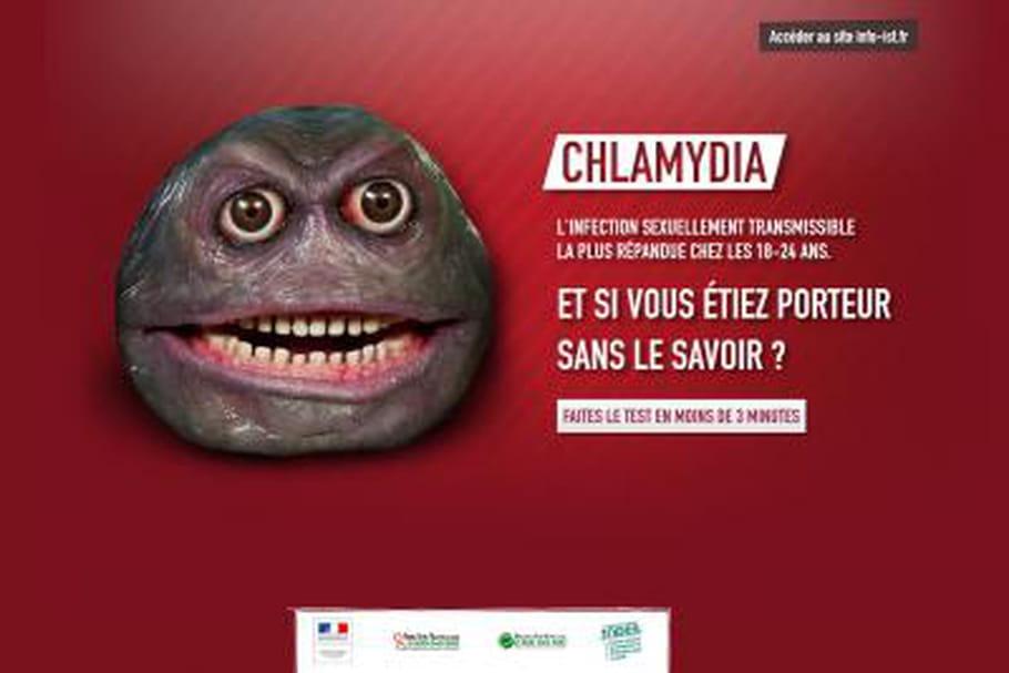 Testez votre risque d'être porteur de chlamydia