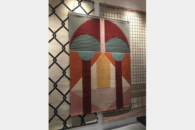 Le tapis Chipo par Studio Zaven pour c-c tapis