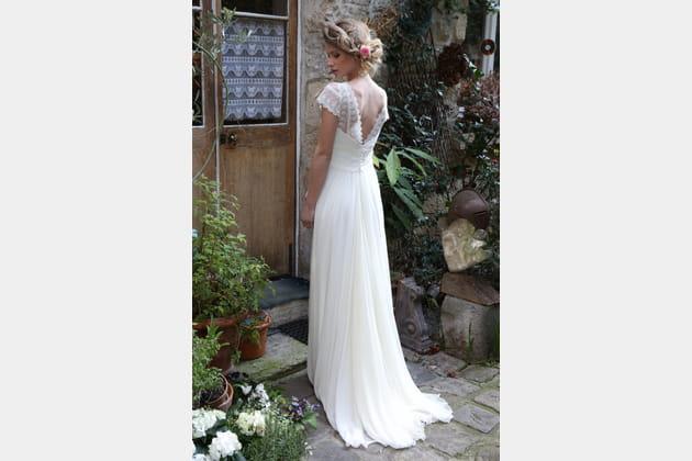 Robe de mariée Zélie