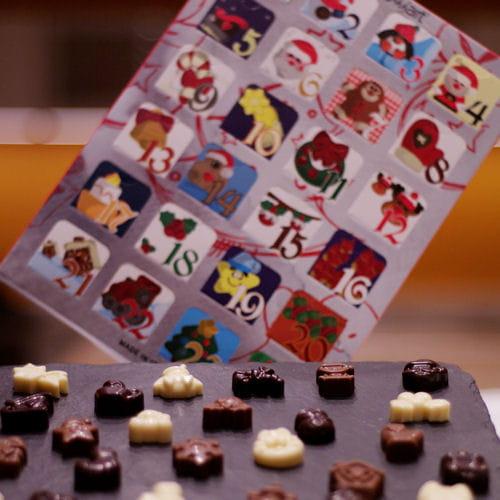 Ateliers Calendrier de l'Avent par le Musée du Chocolat