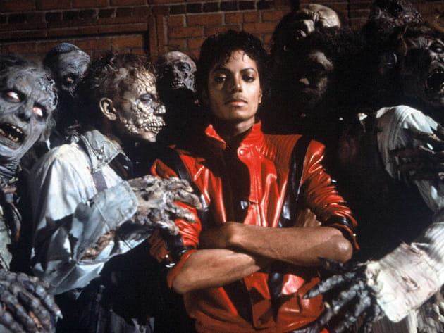 Mort Michael Jackson thriller grand succès