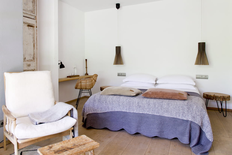 Décoration Chambre À Coucher Adulte Zen la chambre zen, idéale pour se détendre