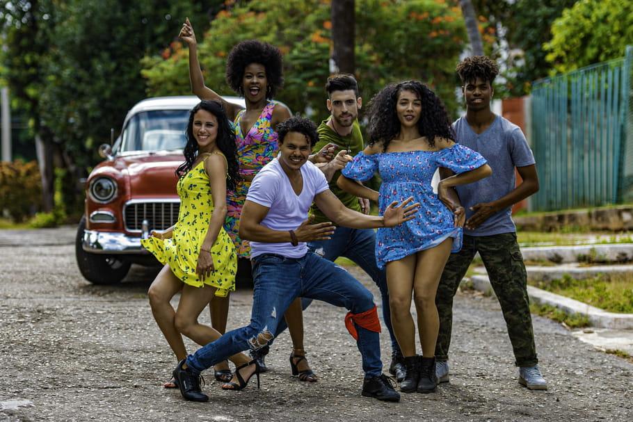 Direction la Havane avec la troupe de danseurs Soy de Cuba