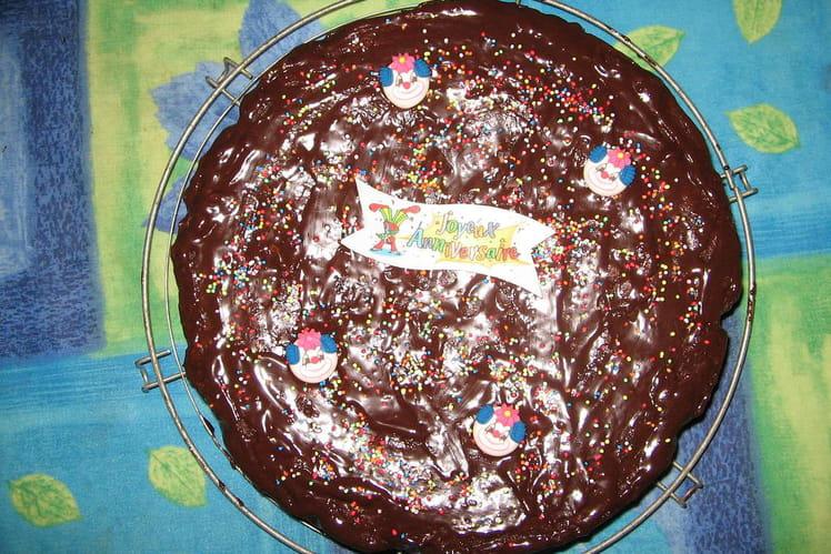 Gâteau au chocolat de ma maman