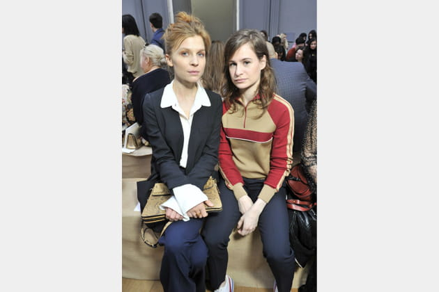 Clémence Poesy et Christine and the Queens