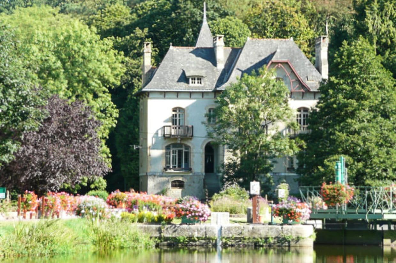 Une demeure de style belle epoque - Demeure de charme dom architecture ...