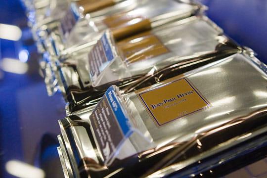 Tablettes de chocolat éthiques