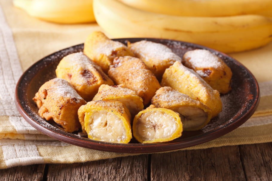 Comment préparer de bons beignets de fruits?