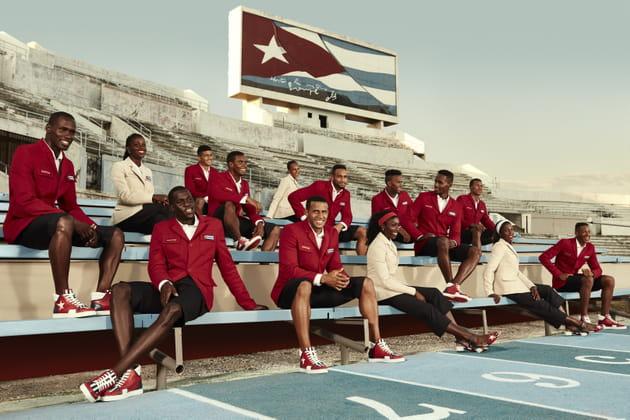 Les Jeux olympiques à la mode