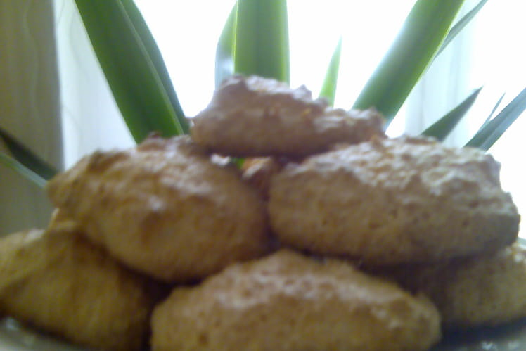 Macarons à la noix de coco