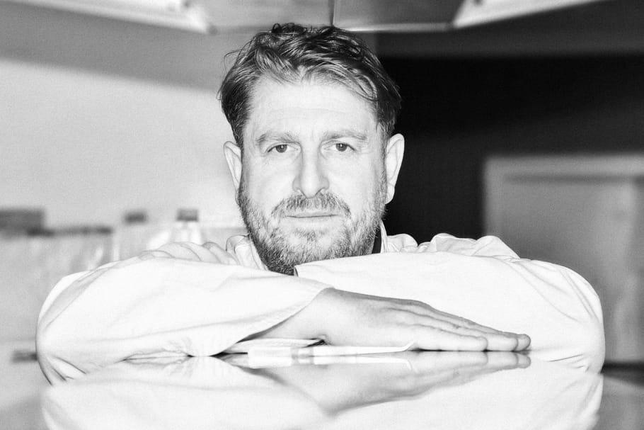 Olivier Bellin, le phare gastronomique du Finistère