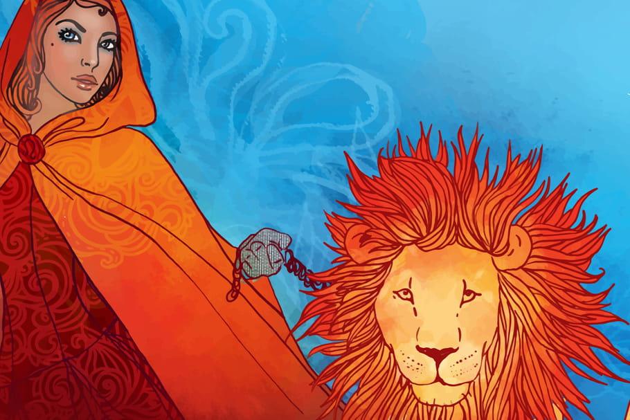 Caractère du Lion: un signe astro flamboyant et dominateur
