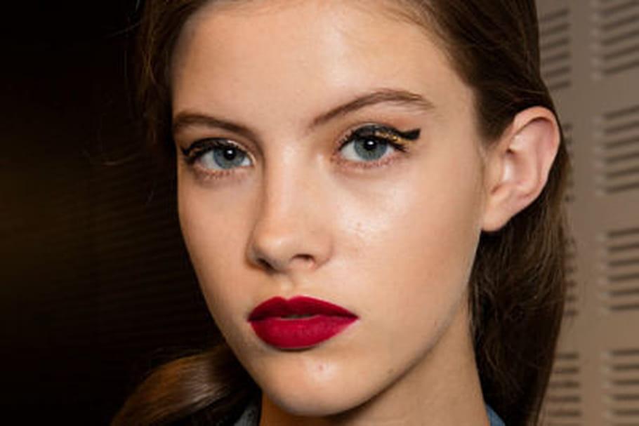 Le maquillage raffiné et sexy du défilé Elie Saab