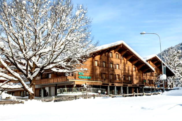 Hôtel**** Gstaaderhof Swiss Quality