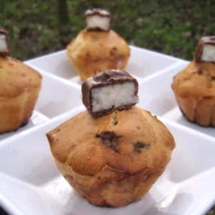 muffins au bounty