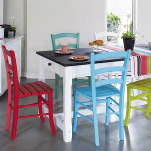 chaise colors et co de la maison de valérie