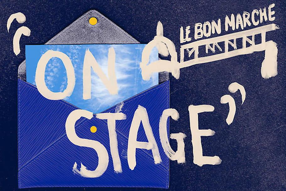 """""""On Stage"""" : l'exposition Louis Vuitton au Bon Marché Rive Gauche"""