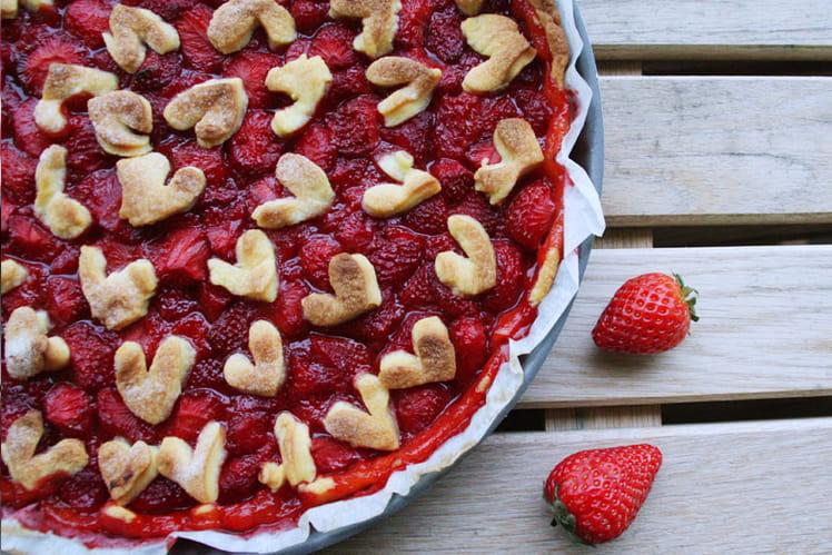 Tarte aux fraises - La love pie
