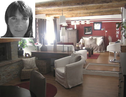 visitez la maison d 39 isabelle. Black Bedroom Furniture Sets. Home Design Ideas