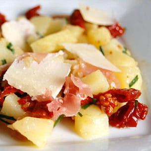 salade de pommes de terre à l'italienne