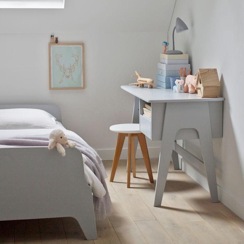 bureau pastel la redoute int rieurs. Black Bedroom Furniture Sets. Home Design Ideas