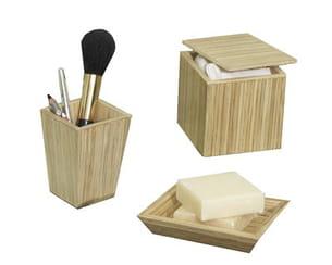 accessoires de salle de bains 'panda' de so'home chez la redoute
