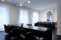 un salon appartement cosy et design