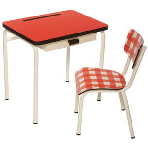 bureau régine rouge des gambettes