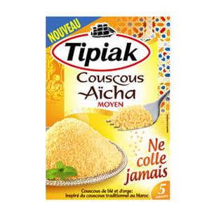 couscous aïcha de tipiak