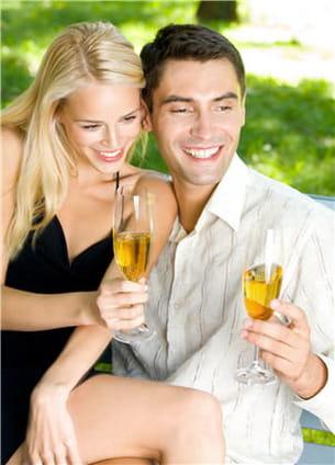 l'alcool, faux ami de la vigueur sexuelle.