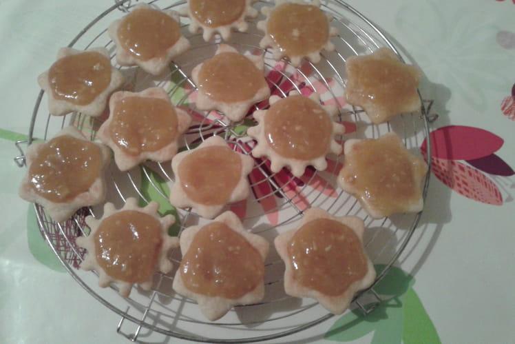 Petites tartelettes au citron