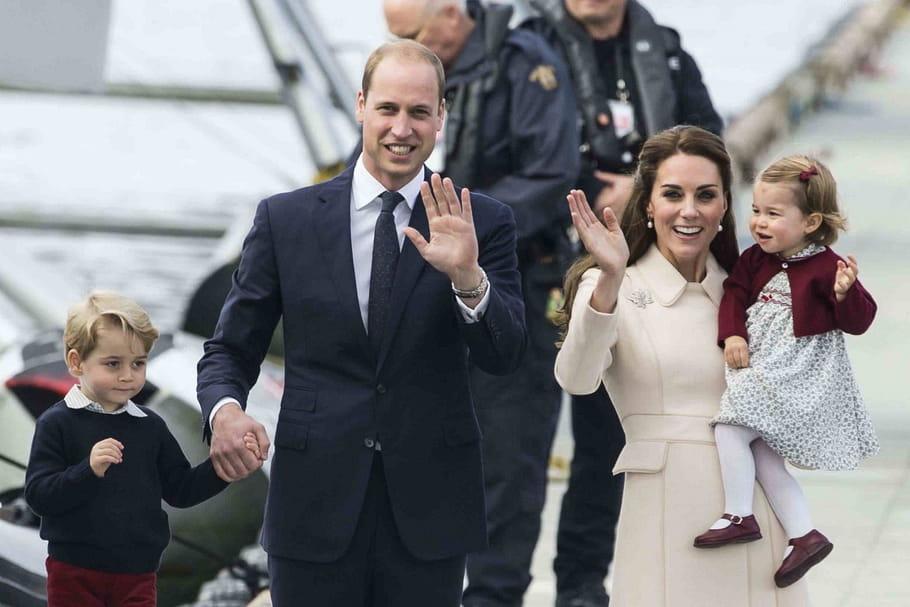 Kate Middleton publie une adorable vidéo de George et Charlotte